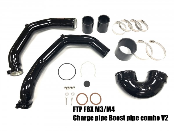 FTP Chargepipe KIT BMW M2 S55