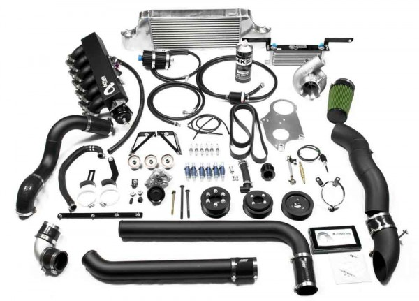 ACTIVE AUTOWERKE BMW 525PS E46 M3 SUPERCHARGER KIT GENERATION 9 LEVEL 1