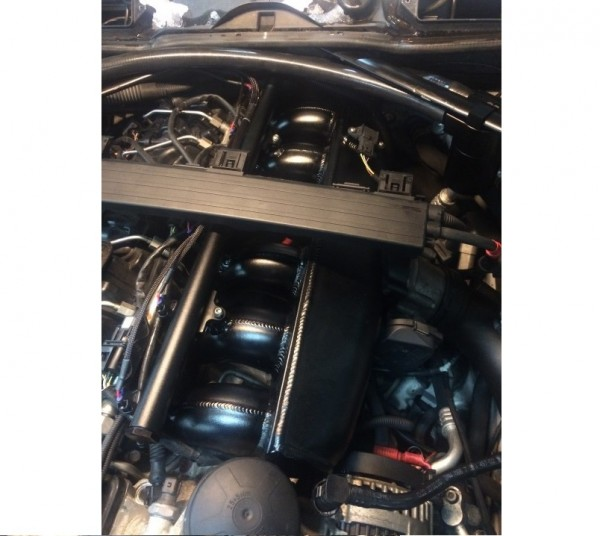 BMW N54 Ansaugbrücke + Port Injektion / Intake Manifold + PI
