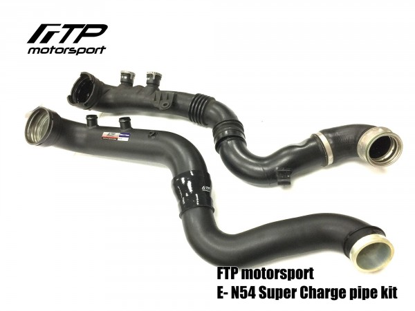 BMW N54 Super Chargepipe KIT