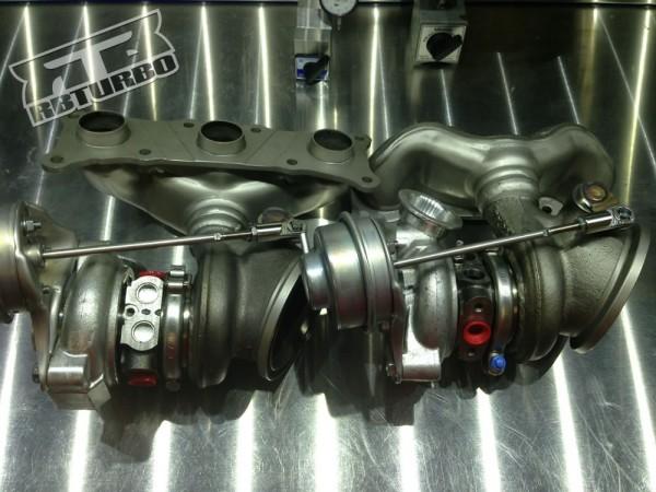 N54 Super RB Stealths Turbos bis 675PS LHD