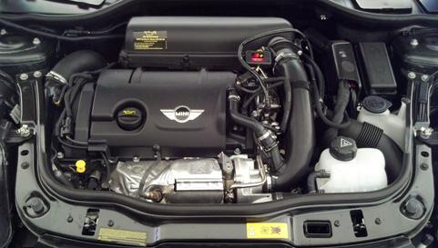 MINI_N18_turbocharged_engine