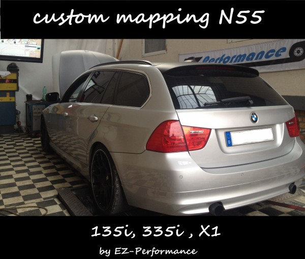 MHD custom mapping N55 (135i, 335i, X1)